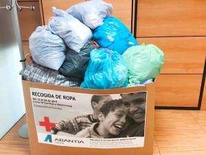 RECOGIDA DE ROPA!